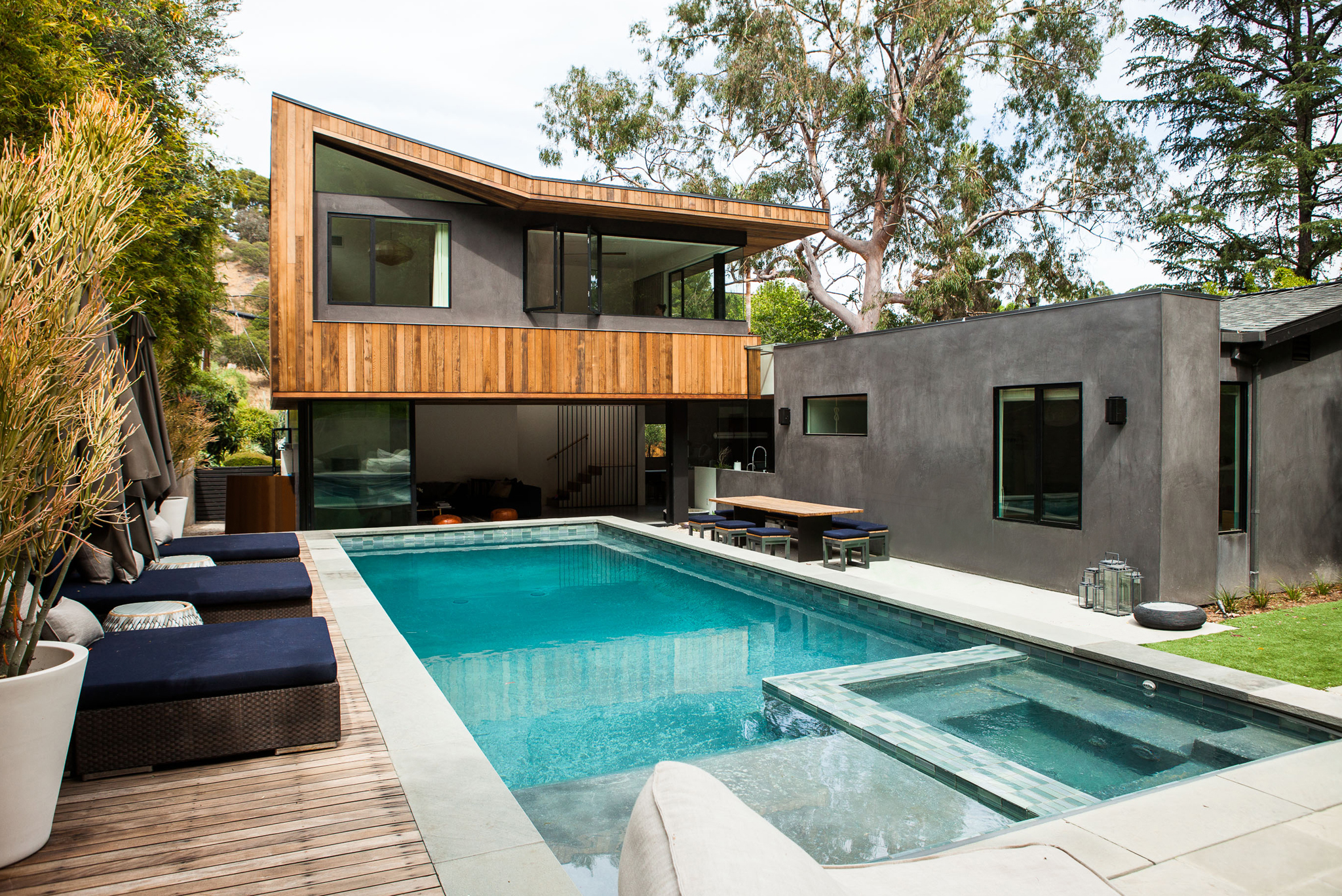Tepper Residence, Wonderland Ave, Los Angeles by Assembledge+ Architecture | David Thompson